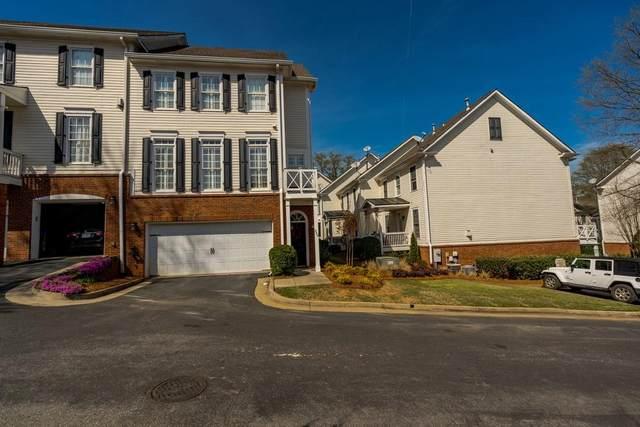240 Neel Reid Drive, Roswell, GA 30075 (MLS #6703385) :: Path & Post Real Estate