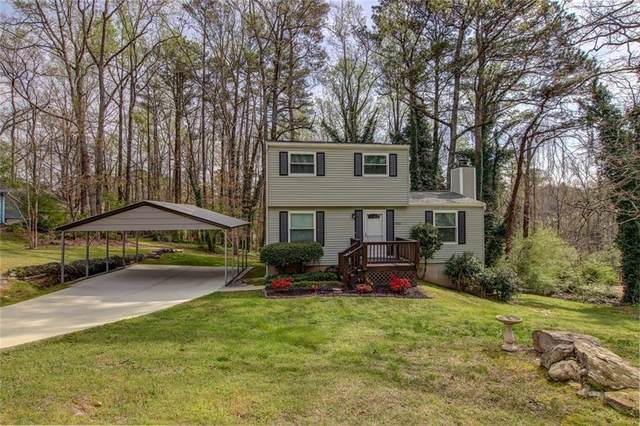 3312 Chesterfield Court, Snellville, GA 30039 (MLS #6703404) :: The Cowan Connection Team