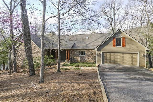 50 Tanager Way, Big Canoe, GA 30143 (MLS #6703411) :: Path & Post Real Estate