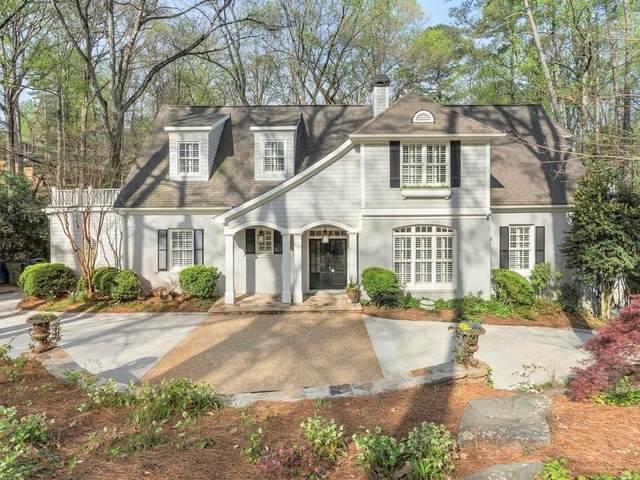 3290 Rilman Road NW, Atlanta, GA 30327 (MLS #6703423) :: Path & Post Real Estate