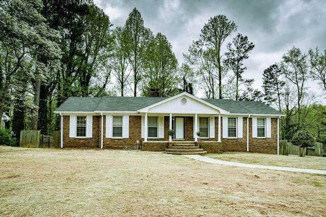 1233 Angelia Drive SW, Mableton, GA 30126 (MLS #6703430) :: Keller Williams Realty Cityside