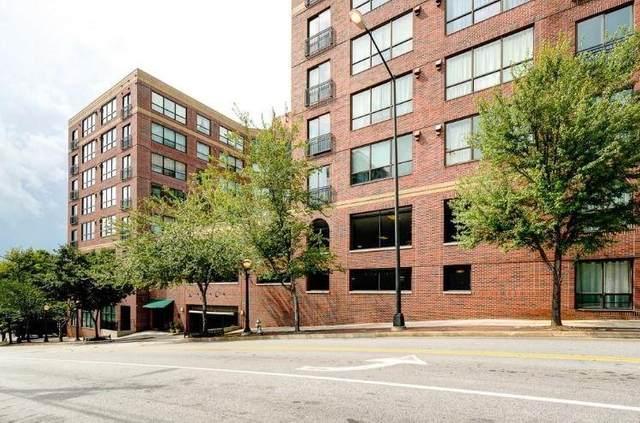 115 W Peachtree Place NW #102, Atlanta, GA 30313 (MLS #6703436) :: The Zac Team @ RE/MAX Metro Atlanta