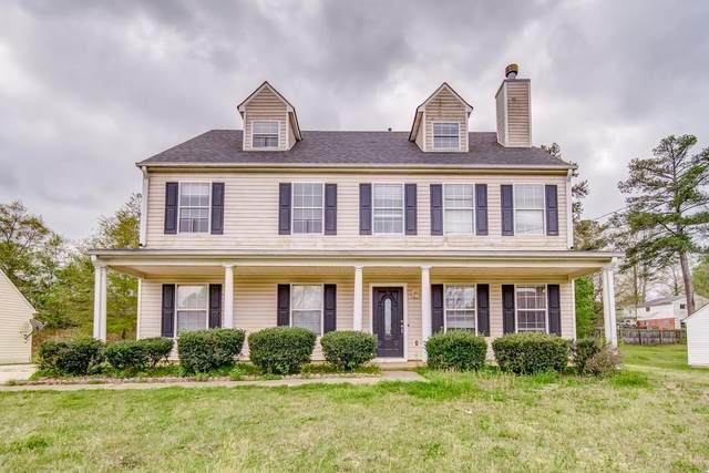 2719 Holly Berry Drive, Ellenwood, GA 30294 (MLS #6703450) :: RE/MAX Paramount Properties