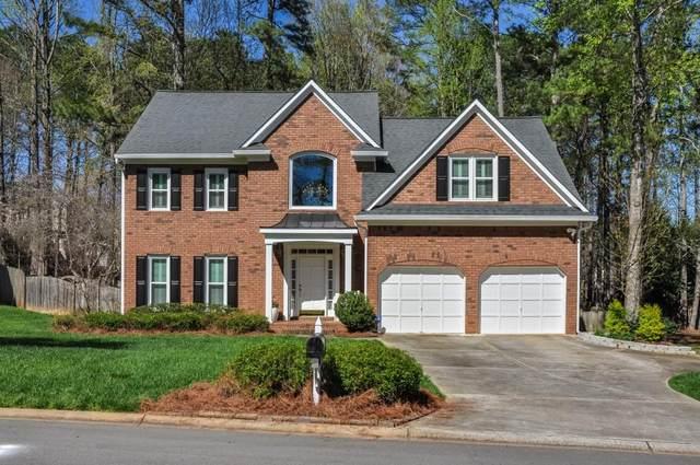 392 Ashbourne Trail NE, Lawrenceville, GA 30043 (MLS #6703476) :: North Atlanta Home Team