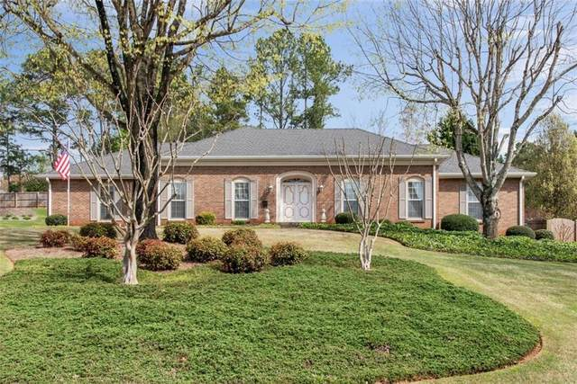 425 Knoll Woods Terrace, Roswell, GA 30075 (MLS #6703477) :: Path & Post Real Estate