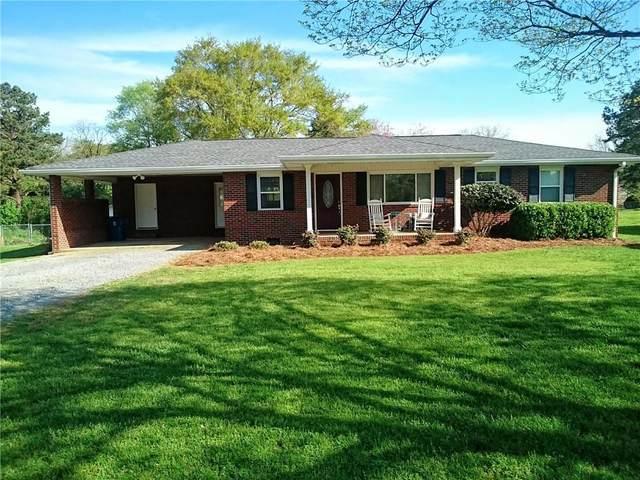 8 Althea Drive NW, Rome, GA 30165 (MLS #6703483) :: North Atlanta Home Team