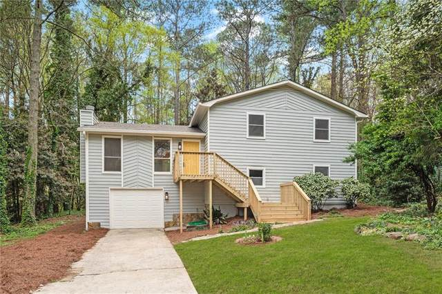 3095 Nappa Trail, Stone Mountain, GA 30087 (MLS #6703487) :: The Cowan Connection Team