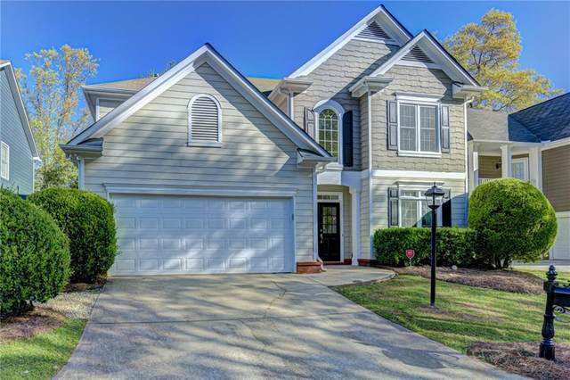 386 Ivy Glen Circle, Avondale Estates, GA 30002 (MLS #6703496) :: The Zac Team @ RE/MAX Metro Atlanta