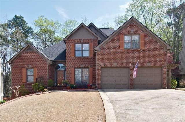 7064 Hunters Ridge, Woodstock, GA 30189 (MLS #6703520) :: Rock River Realty