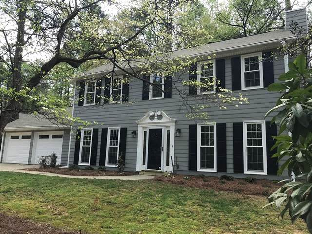 4038 Coyte Drive, Marietta, GA 30062 (MLS #6703522) :: Keller Williams Realty Cityside