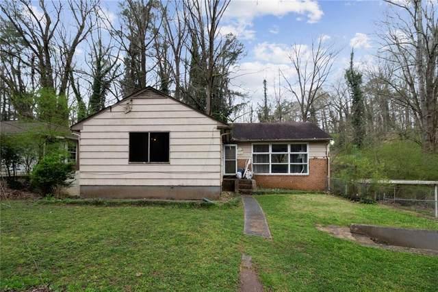 1675 Delowe Drive SW, Atlanta, GA 30311 (MLS #6703526) :: Path & Post Real Estate
