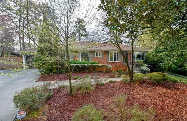 2304 Hills Lane Drive, Smyrna, GA 30080 (MLS #6703530) :: Keller Williams Realty Cityside