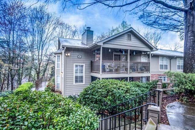 2901 Lenox Road #603, Atlanta, GA 30324 (MLS #6703553) :: RE/MAX Paramount Properties