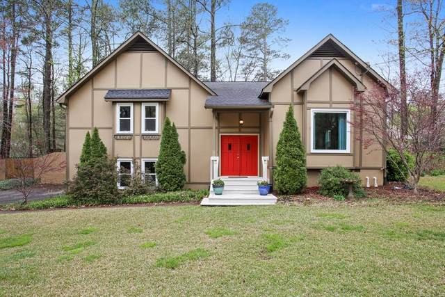 4709 Norman Drive, Kennesaw, GA 30144 (MLS #6703556) :: Kennesaw Life Real Estate