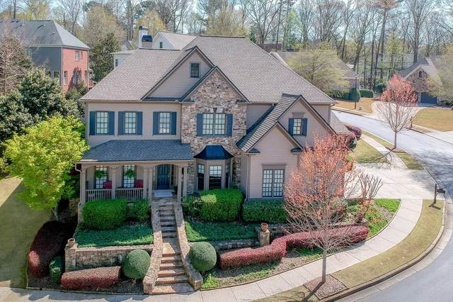 3035 Woodvale Court, Alpharetta, GA 30022 (MLS #6703566) :: North Atlanta Home Team