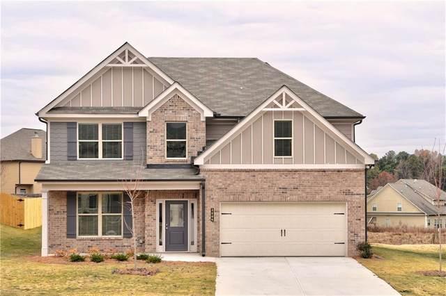2597 Bear Paw Drive, Lawrenceville, GA 30043 (MLS #6703568) :: Rock River Realty