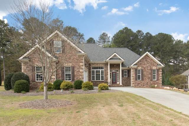 404 Thomas Drive, Loganville, GA 30052 (MLS #6703572) :: Charlie Ballard Real Estate