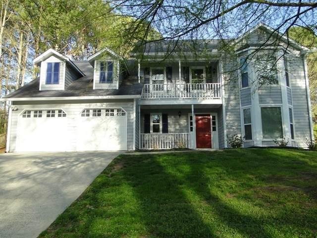 4782 Shallow Ridge Road NE, Kennesaw, GA 30144 (MLS #6703605) :: Kennesaw Life Real Estate