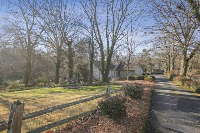 150 Dickson Road, Marietta, GA 30066 (MLS #6703621) :: Path & Post Real Estate