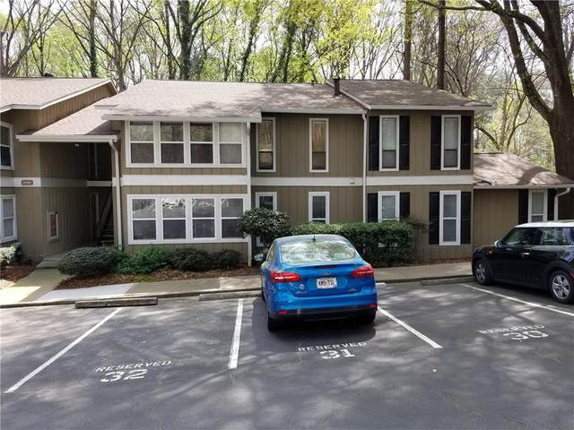 5141 Roswell Road #6, Sandy Springs, GA 30342 (MLS #6703625) :: The Heyl Group at Keller Williams