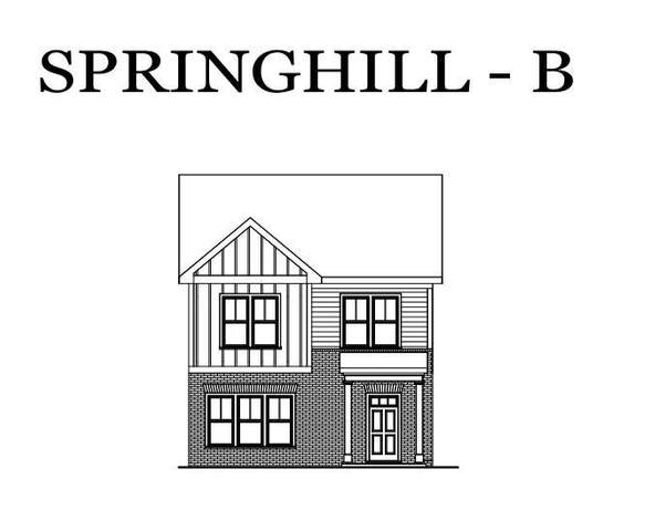 1704 Garden Walk, East Point, GA 30044 (MLS #6703628) :: Path & Post Real Estate