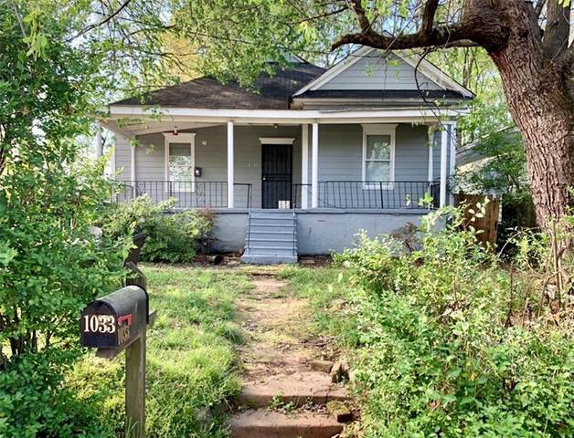 1033 Kirkwood Avenue SE, Atlanta, GA 30316 (MLS #6703633) :: The Zac Team @ RE/MAX Metro Atlanta