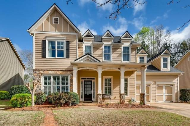 2596 Lakefield Trail, Marietta, GA 30064 (MLS #6703637) :: Keller Williams Realty Cityside