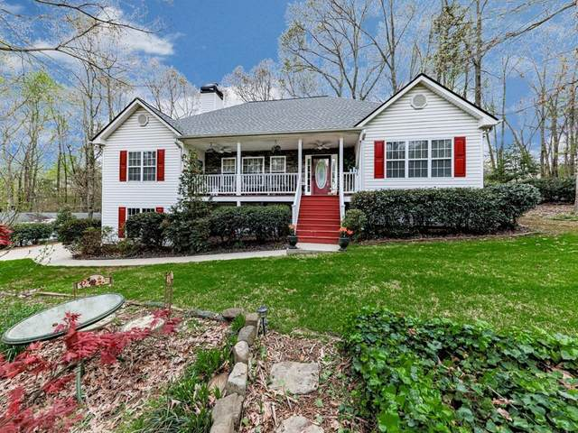 351 Kerry Drive, Jasper, GA 30143 (MLS #6703647) :: The Zac Team @ RE/MAX Metro Atlanta