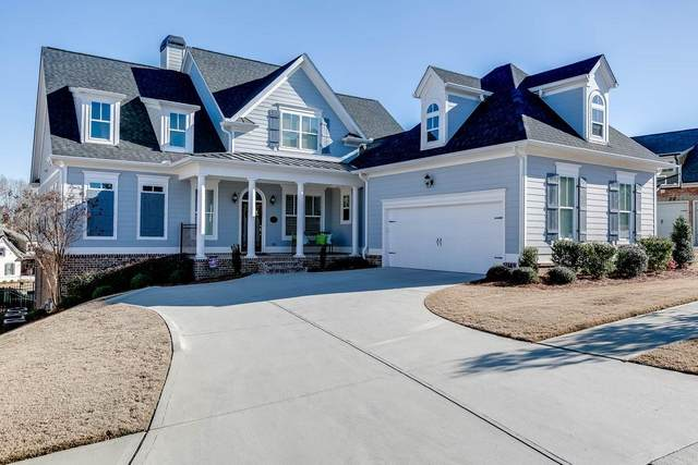 2477 Green Mountain Drive, Braselton, GA 30517 (MLS #6703652) :: MyKB Partners, A Real Estate Knowledge Base