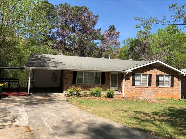 1060 Ponderosa Park Drive, Forest Park, GA 30297 (MLS #6703669) :: RE/MAX Paramount Properties