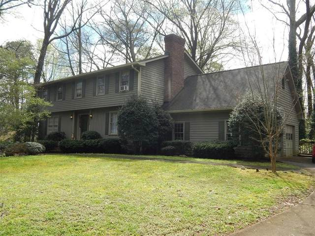 4523 Hunting Hound Lane, Marietta, GA 30062 (MLS #6703671) :: Keller Williams Realty Cityside