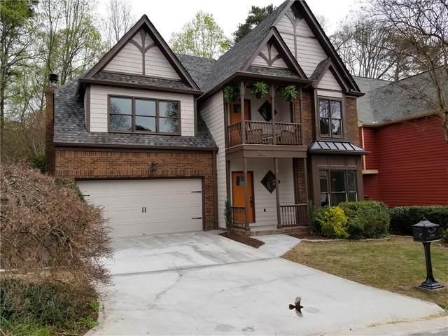 2542 Briers North Drive, Atlanta, GA 30360 (MLS #6703677) :: Keller Williams Realty Cityside
