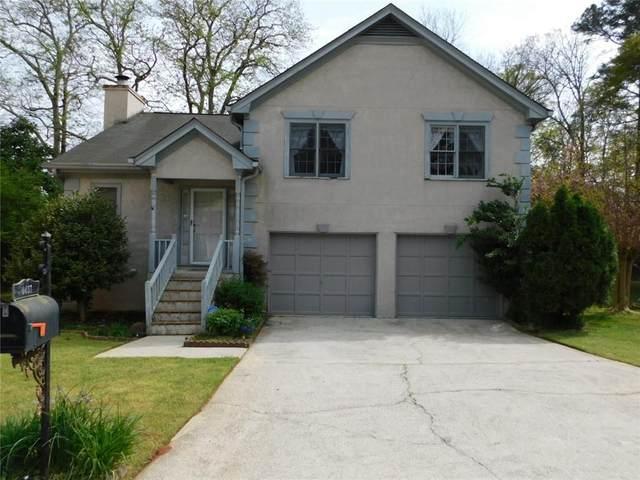 4451 Vineyard Place, Stone Mountain, GA 30083 (MLS #6703683) :: Rock River Realty