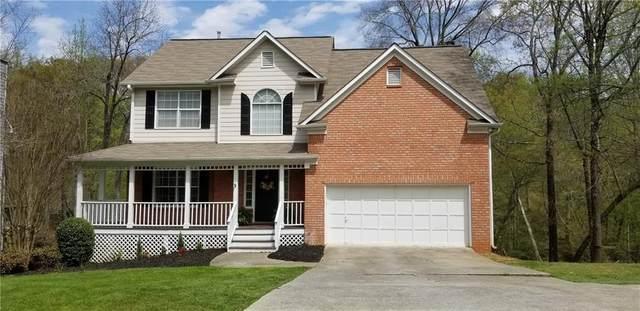 1665 Reynolds Mill Drive, Lawrenceville, GA 30043 (MLS #6703695) :: Keller Williams Realty Cityside
