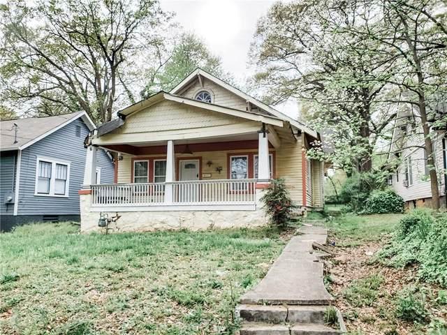 505 W Ontario Avenue SW, Atlanta, GA 30310 (MLS #6703701) :: Keller Williams Realty Cityside