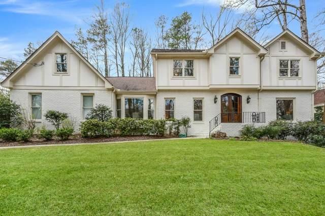 1374 W Wesley Road Road NW, Atlanta, GA 30327 (MLS #6703715) :: Path & Post Real Estate
