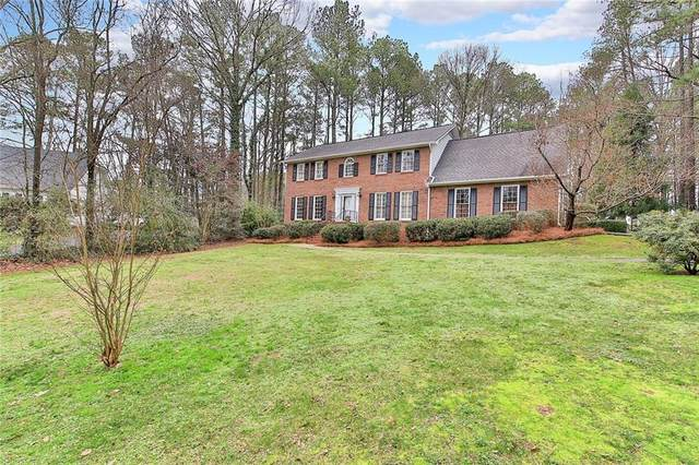 4976 Lost Mountain Trace NW, Kennesaw, GA 30152 (MLS #6703720) :: North Atlanta Home Team