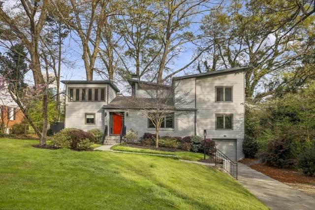 3518 Rockhaven Circle NE, Atlanta, GA 30324 (MLS #6703728) :: Path & Post Real Estate