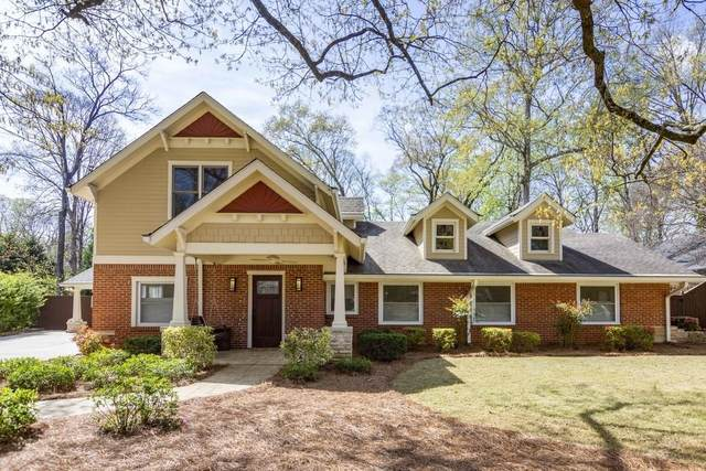 1169 Oldfield Road, Decatur, GA 30030 (MLS #6703751) :: The Cowan Connection Team