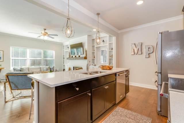 371 Mulberry Row #2601, Atlanta, GA 30354 (MLS #6703757) :: Rock River Realty