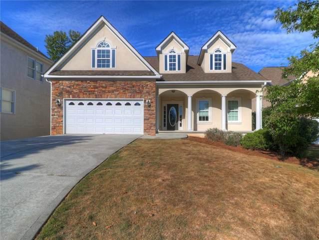 901 Ellesmere Point, Mcdonough, GA 30253 (MLS #6703759) :: North Atlanta Home Team