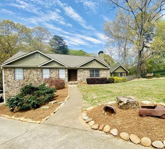6610 Jessie Circle, Flowery Branch, GA 30542 (MLS #6703766) :: North Atlanta Home Team
