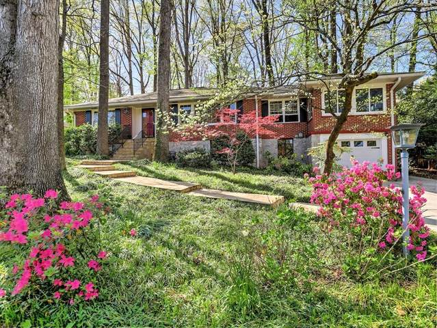 2167 Tanglewood Road, Decatur, GA 30033 (MLS #6703799) :: The Zac Team @ RE/MAX Metro Atlanta