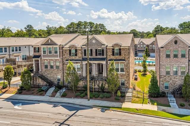 1760 Alec Place NE, Atlanta, GA 30329 (MLS #6703803) :: Community & Council
