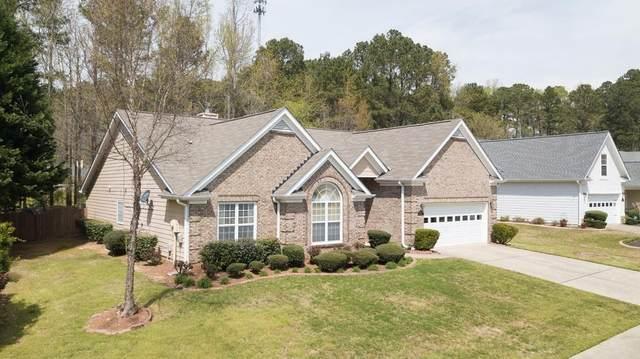 1595 Creek Pointe Circle, Lawrenceville, GA 30043 (MLS #6703804) :: Rock River Realty