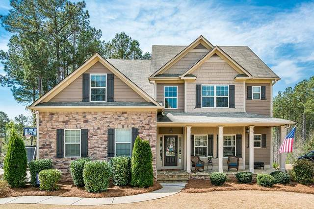 192 Ivy Hall Lane, Dallas, GA 30132 (MLS #6703815) :: MyKB Partners, A Real Estate Knowledge Base