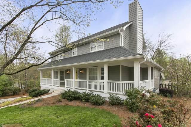 3270 Running Cedar Drive, Marietta, GA 30062 (MLS #6703817) :: Path & Post Real Estate