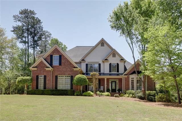 1019 Colonnade Way, Milton, GA 30004 (MLS #6703827) :: RE/MAX Prestige