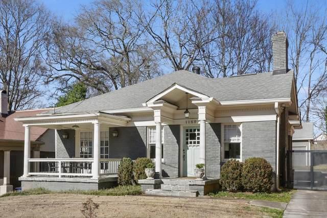 1160 Rosedale Drive NE, Atlanta, GA 30306 (MLS #6703841) :: RE/MAX Paramount Properties