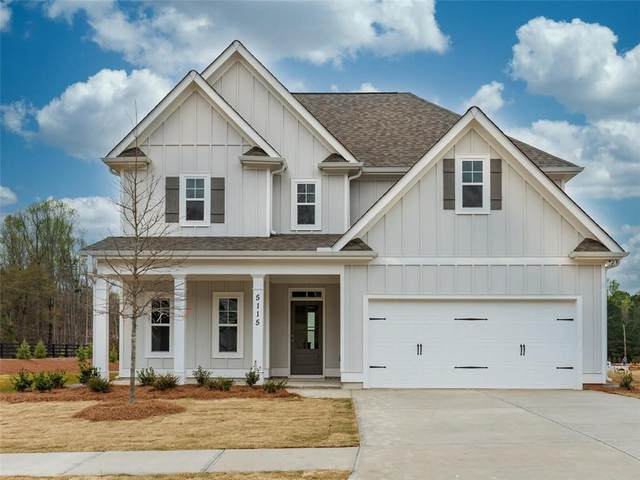 5115 Park Haven Drive, Flowery Branch, GA 30542 (MLS #6703857) :: Kennesaw Life Real Estate